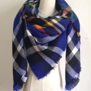 Soft Cashmere Blanket Scarf